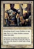 Magic the Gathering Onslaught Single Mobilization - SLIGHT PLAY (SP)