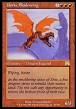 Magic the Gathering Onslaught Single Rorix Bladewing FOIL - SLIGHT PLAY (SP)
