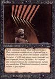 Magic the Gathering Arabian Nights Single Oubliette - MODERATE PLAY (MP)