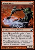 Magic the Gathering Planar Chaos Single Stingscourger FOIL - NEAR MINT (NM)