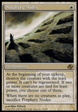 Magic the Gathering Planar Chaos Single Porphyry Nodes - SLIGHT PLAY (SP)