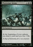 Magic the Gathering Planechase Single Phyrexian Arena - SLIGHT PLAY (SP)