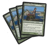Magic the Gathering Born of the Gods PLAYSET Courser of Kruphix X4 - NEAR MINT (NM)