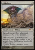 Magic the Gathering Promo Single All is Dust FOIL (Grand Prix) - SLIGHT PLAY (SP)