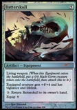 Magic the Gathering Promotional Single Batterskull FOIL - SLIGHT PLAY (SP)