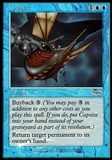 Magic the Gathering Promotional Single Capsize FOIL (FNM) - NEAR MINT (NM)