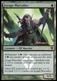 Magic the Gathering Promotional Single Joraga Warcaller FOIL - SLIGHT PLAY (SP)