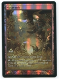 Magic the Gathering Promotional Single Mutavault FULL ART FOIL (CHAMPS) - SLIGHT PLAY (SP)