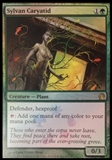 Magic the Gathering Promotional Single Sylvan Caryatid FOIL - SLIGHT PLAY (SP)