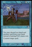Magic the Gathering Prophecy Single Foil FOIL - SLIGHT PLAY (SP)
