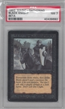 Magic the Gathering Beta Single Black Knight PSA 7 *40439692*