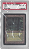 Magic the Gathering Beta Single Bayou PSA 8 *40439691*