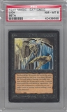 Magic the Gathering Beta Single Lich PSA 8 *40439698*