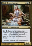 Magic the Gathering Ravnica: City of Guilds Single Dimir Doppelganger - SLIGHT PALY (SP)
