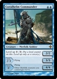 Magic the Gathering Rise of Eldrazi Single Coralhelm Commander FOIL - NEAR MINT (NM)