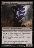 Magic the Gathering Rise of Eldrazi Single Nirkana Revenant - SLIGHT PLAY (SP)