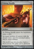 Magic the Gathering Return to Ravnica Single Pithing Needle - SLIGHT PLAY (SP)