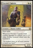 Magic the Gathering Return to Ravnica Single Precinct Captain FOIL - NEAR MINT (NM)
