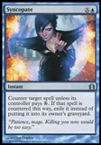 Magic the Gathering Return to Ravnica Single Syncopate FOIL - NEAR MINT (NM)