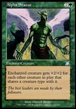 Magic the Gathering Scourge Single Alpha Status FOIL - SLIGHTLY PLAYED (SP)