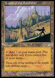 Magic the Gathering Scourge Single Temple of the False God FOIL - SLIGHT PLAY (SP)