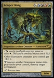 Magic the Gathering Shadowmoor Single Reaper King FOIL - NEAR MINT (NM)