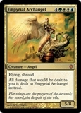 Magic the Gathering Shards of Alara Single Empyrial Archangel - SLIGHT PLAY (SP)