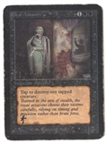 Magic the Gathering Alpha Single Royal Assassin - HEAVY PLAY (HP)