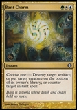 Magic the Gathering Shards of Alara Single Bant Charm FOIL - NEAR MINT (NM)