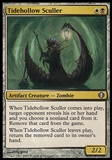 Magic the Gathering Shards of Alara Single Tidehollow Sculler FOIL - NEAR MINT (NM)
