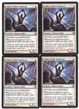 Magic the Gathering Theros PLAYSET Soldier of the Pantheon X4 - NEAR MINT (NM)