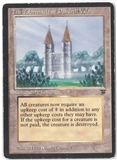 Magic the Gathering Legends Single the Tabernacle at Pendrell Vale - SLIGHT / MODERATE PLAY (SP/MP)