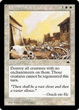 Magic the Gathering Tempest Single Winds of Rath - SLIGHT PLAY (SP)