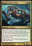 Magic the Gathering Theros Single Reaper of the Wilds - SLIGHT PLAY (SP)