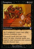 Magic the Gathering Time Spiral Single Conspiracy - SLIGHT PLAY (SP)