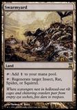 Magic the Gathering Time Spiral Single Swarmyard - SLIGHT PLAY (SP)