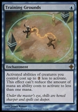 Magic the Gathering Rise of Eldrazi Single Training Grounds - NEAR MINT (NM)