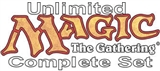 Magic the Gathering Unlimited - A Complete Set
