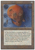 Magic the Gathering Unlimited Single Illusionary Mask - MODERATE / HEAVY PLAY (MP/HP)
