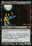 Magic the Gathering Promotional Single Vampire Nocturnus FOIL - NEAR MINT (NM)