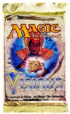 Magic the Gathering Visions Booster Pack