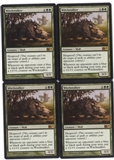 Magic the Gathering Magic 2014 PLAYSET Witchstalker X4 - NEAR MINT (NM)