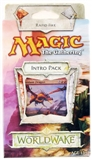 Magic the Gathering Worldwake Intro Pack - Rapid Fire