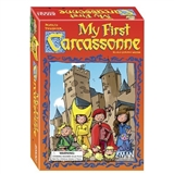 Carcassonne: My First Carcassonne