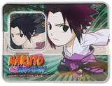 Naruto Ultimate Battle Chibi Duel of the Uchiha Collectible Tin (Bandai)