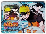 Naruto Untouchable Naruto and Sasuke Tin (Bandai)