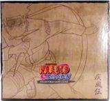 Naruto Will of Fire Theme Deck Box (Bandai)