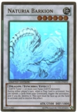 Yu-Gi-Oh Gold Series 5 Single Naturia Barkion Ghost Rare