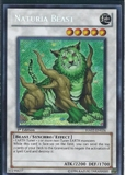 Yu-Gi-Oh Gold Series 5 Single Naturia Beast Gold Rare