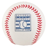 Rawlings Hall of Fame Commemorative Official Baseball (Slightly Stained)